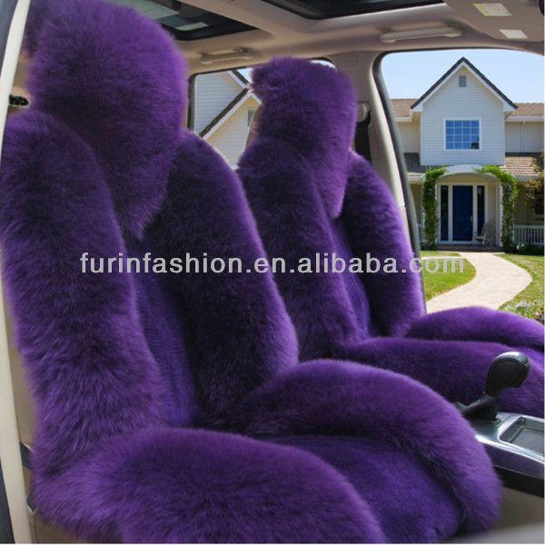 #fur car seat covers, #sheepskin car seat covers, #fashion car seat covers