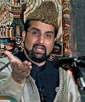 Mirwaiz Questions Silence Of Islamic World
