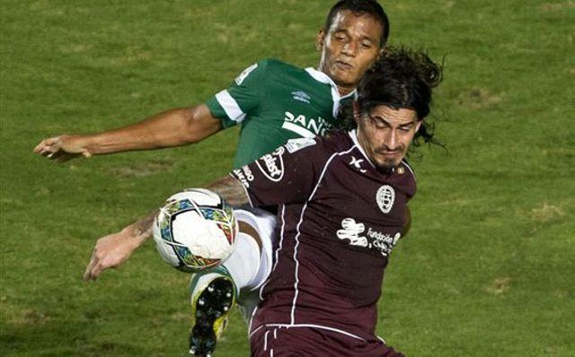 #Lanús aprovechó la desconcentración del #DeporCali y le ganó 2-0