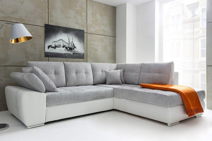 #sofa #tapczan #salon #livingroom #home #dom #idea #naroznik #couch  Black Red White - Meble i dodatki do pokoju, sypialni, jadalni i kuchni - Katalog produktów