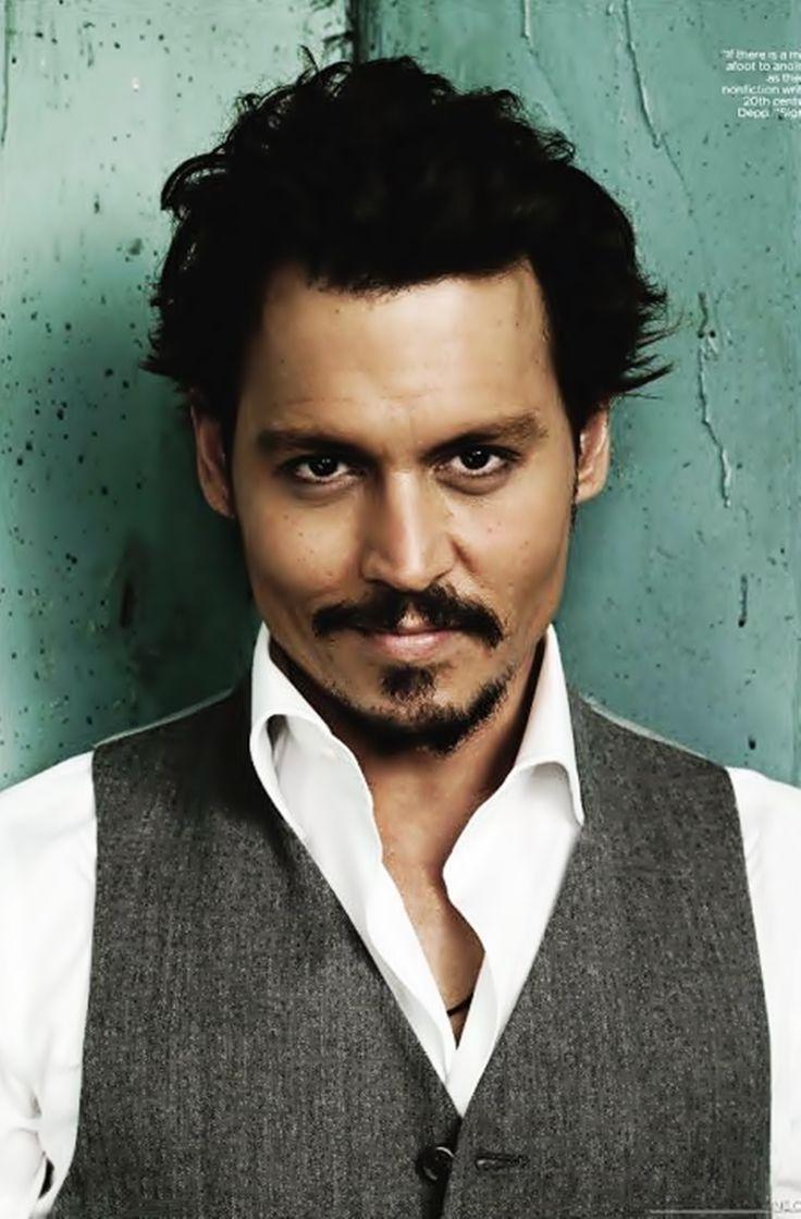 Johnny Depp..
