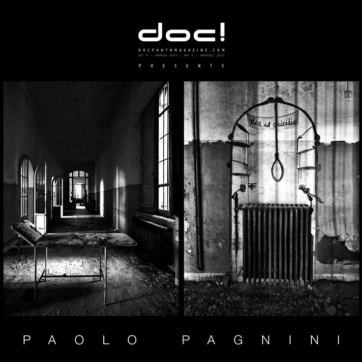 """doc! photo magazine presents: """"Free Spaces"""" by Paolo Pagnini, #9, pp. 171-187"""