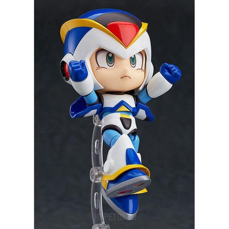 Mega Man X Nendoroid : Mega Man X [Full Armor]