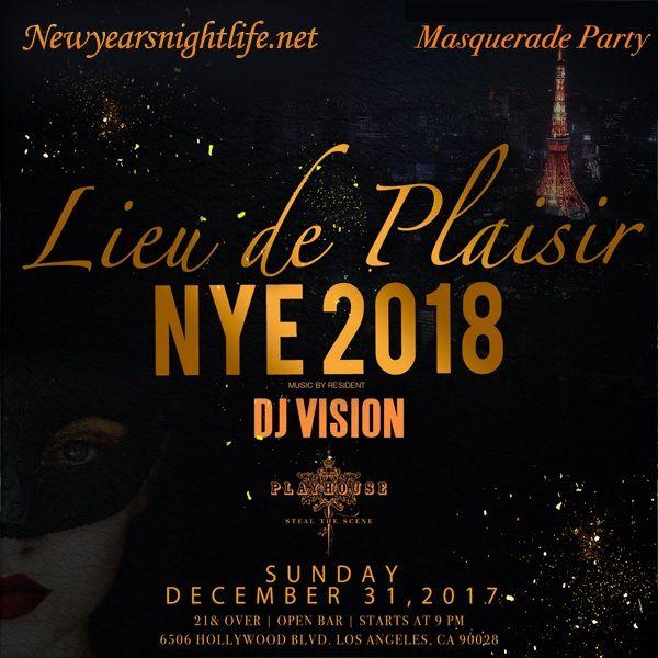 2020 Playhouse Nye Night Club Event Guide Newyear