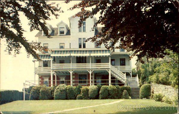 Sea View Manor, aka Ninigret House, Crescent Beach Niantic Connecticut
