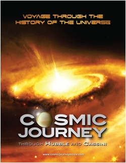 Cosmic Journey - Hubble Telescope & Cassani Photos in moving 3D  2011| USA |04:00 | Dir. Jonathan Kitzen  Hubble Telescope and Cassani photographs moving in 3D. This is an exceptional experience of actually being in space. This is the newly edited version.
