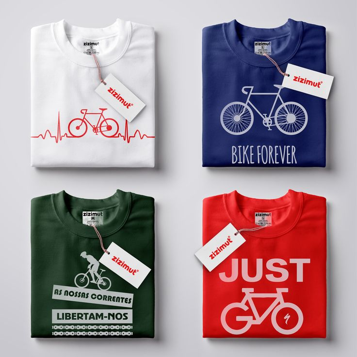 Para os amantes do pedal! For bicycles lovers.  http://www.zizimut.com.pt/index.php?route=product/category&path=65_78 #zizimut #funnytshirt #tshirt #hoodie #sweats #giftshop #personalized #personalizadas #porto #shoppingonline #fashion #bicycle #bike #bicicleta #pedal #desporto #sports