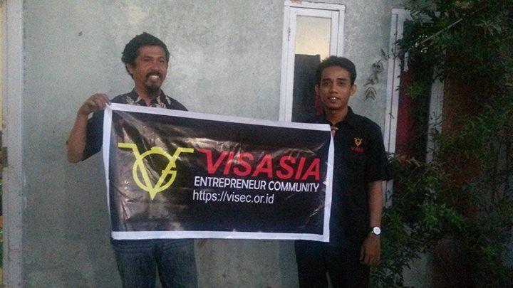 Visasia Entrepreneur Community - Lingkar BTN Sanur II No. 15 Jeneponto, Sulsel Contact : 0815299901976 ( Ade Oon Abidin )