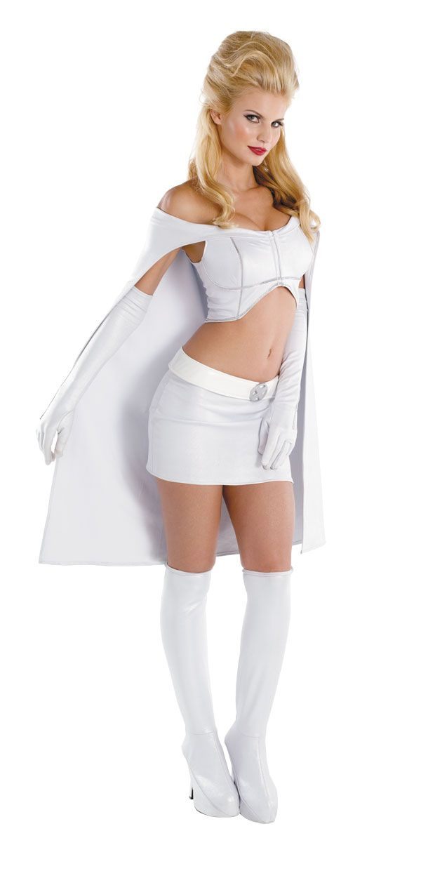 emma frost costumes | Sassy Prestige Sexy Emma Frost Costume - Marvel's X-men Costumes