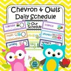 This set come as a zip file with two Editable PDFs in it, one with chevron borders and one with chevron borders and owl clip art.  Instructions are...