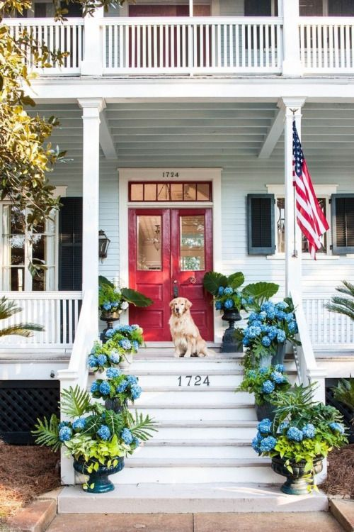 Front Porch Ideas To Add More Aesthetic Appeal To Your Home: 391 Best Images About S O U T H E R N . G R A C E On Pinterest