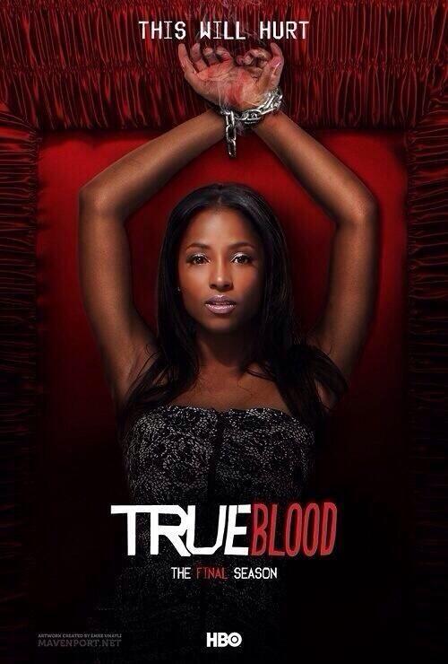 Tara ~ True Blood Season 7