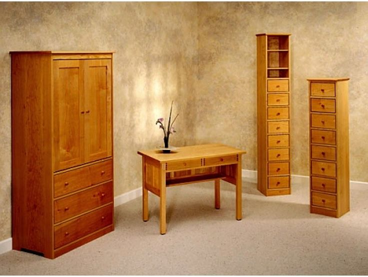 Pacific Rim Woodworking Furniture Collection