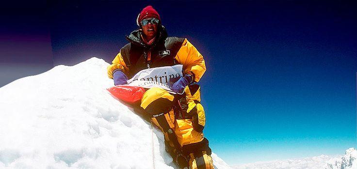 Mountain, first woman, Edurne Pasaban, eight thousanders, snow, peak, Himalaya, adventure