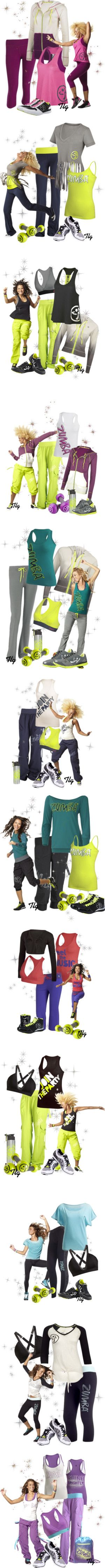 """Zumba Fashion"" by tiffany-palmer-godfrey ❤ liked on Polyvore"