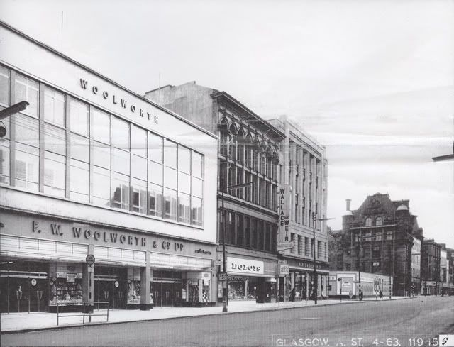 Woolworth, Argyle Street (st 118), Glasgow, 1963