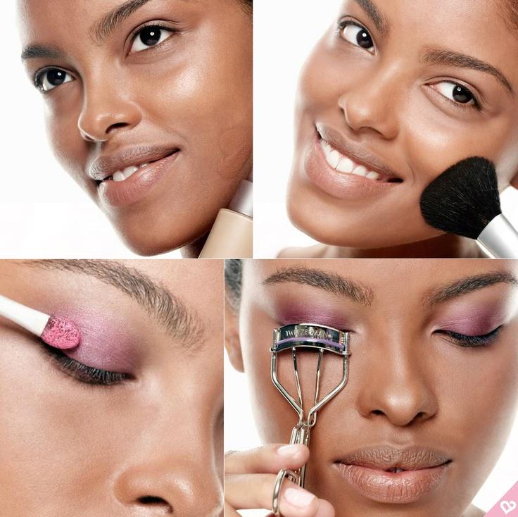 makeup for black @amorume