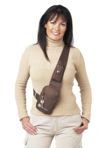 HIP HOLSTER | Weekend designer--free pattern (Fanny Pack / Bumbbag / Bum Bag / Hip Pouch) Pattern, Tutorial & How To