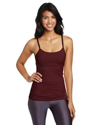 Beyond Yoga Women's Multicross Cami, Plum, Small