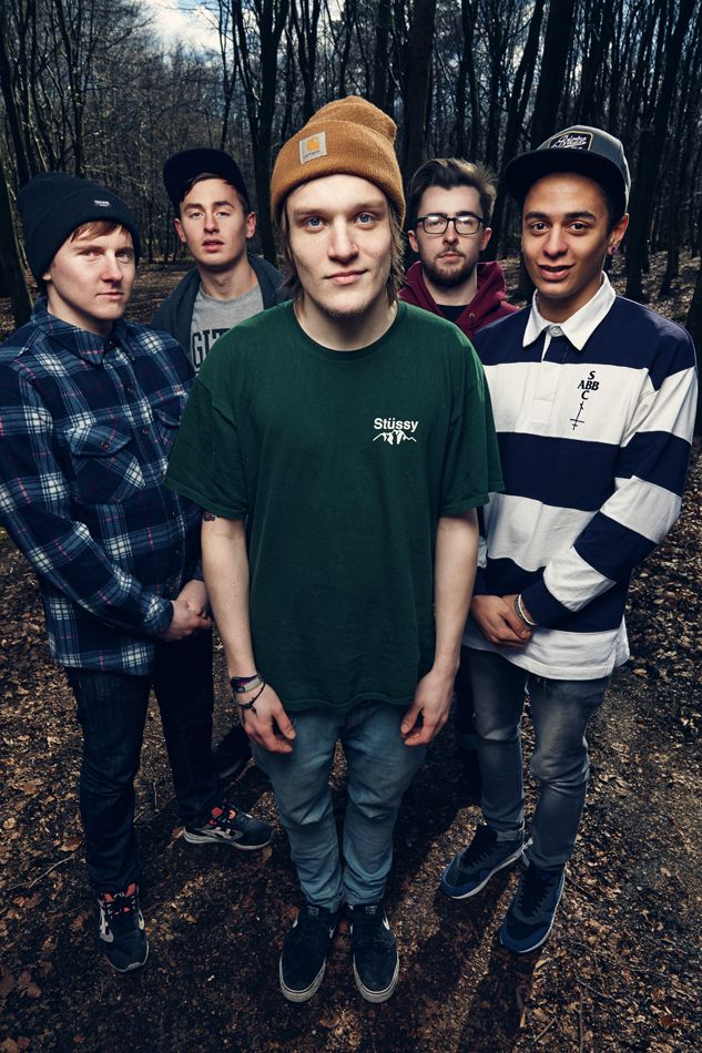 NECK DEEP ANNOUNCED FOR VANS WARPED TOUR UK AT LONDON'S ALEXANDRA PALACE