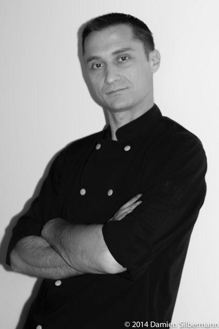 Damien Silbemann - chef de cuisine- cuisine à domicile - Montréàl