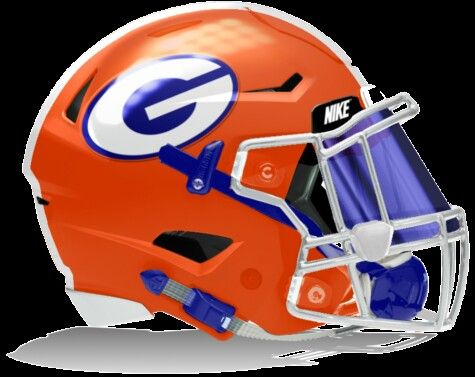 Bishop Gorman helmet