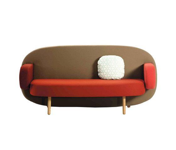 Float Sofa | Sancal | Karim Rashid