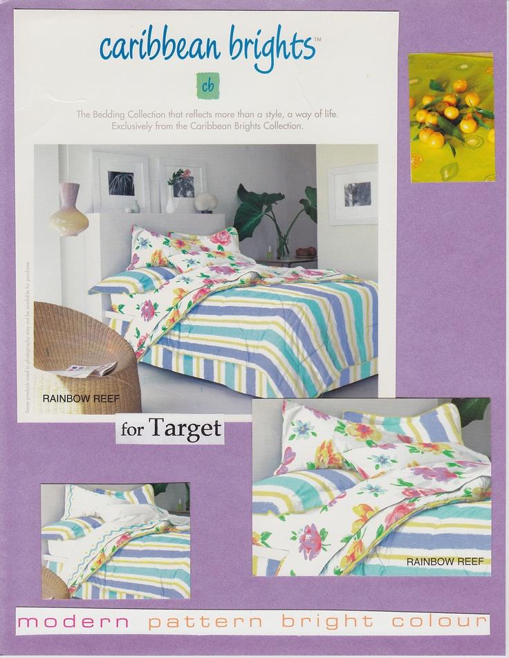 Bedding for Target