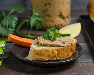 Интуитивная кухня: Паштет из куриной печени с овощами