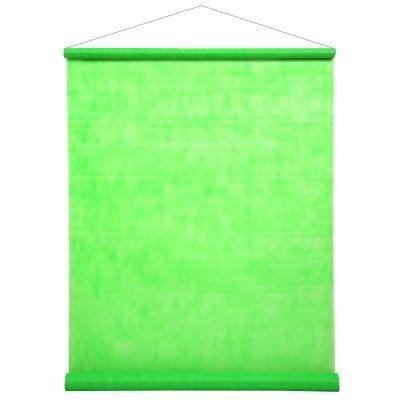 Utilisez cette tenture de sallevert fluo pour habiller les pièces de votre évènement à vos couleurs. alternez les coloris assortis à nos housses de chaises et nos chemins de table en intissé!