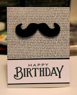 What a fun clean and simple masculine birthday card.  Luv it!