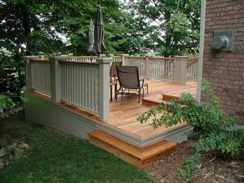26 best Deck vs Patio images on Pinterest Decks Patio ideas and