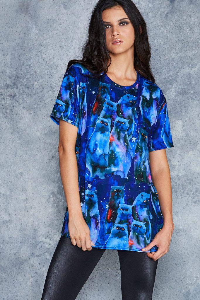 Space Kitties BFT - 48HR ($70AUD) by BlackMilk Clothing