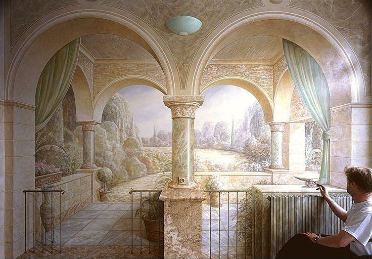 inspiratie afbeeldingen van meester schilder zie zijn website:http://www.vanhoef.com/nederlands/klassiekers8.html