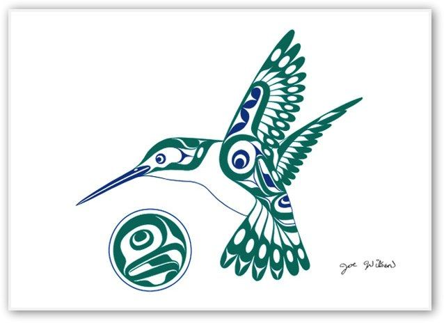 Joe Wilson Canadian First Nation Artist