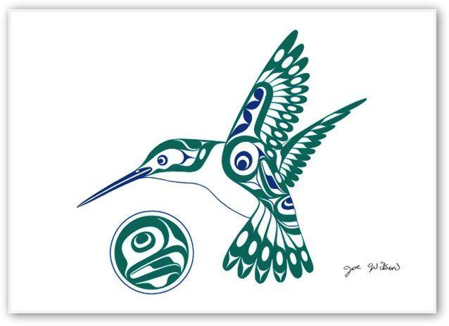 Joe Wilson Canadian First Nation Artist