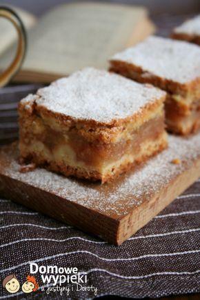 Domowa Szarlotka Domowe Wypieki Dom9wa Szarlotka Desserts