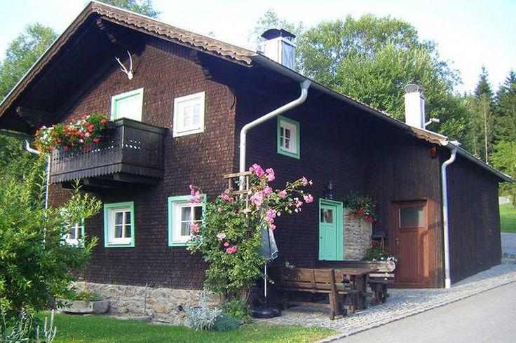 Rustig gelegen vakantiehuis in het Beierse plaatsje Viechtach. Het hele jaar door een prima bestemming.