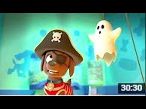 PUPS AND THE GHOST PIRATE   Paw Patrol Cartoon New 2016 Paw Paltrol Cake