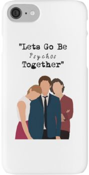 The Perks Of Being A Wallflower iPhone 4 case white iPhone 7 Cases