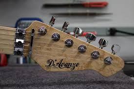 Image result for Davanzo guitars