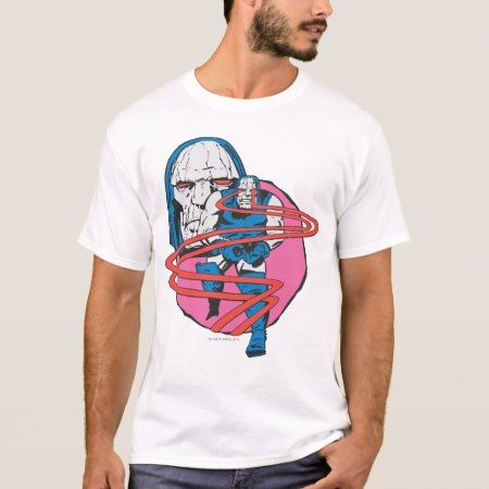 Darkseid Shoots Omega Beams T-Shirt - tap to personalize and get yours