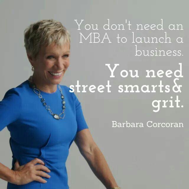 Barbara Corcoran Inspirational Folk Pinterest