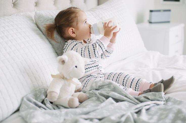 Organic Cotton Sleeper + Blanket by littleCITIZENS.