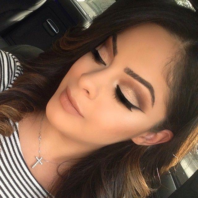 Au Natural Makeup Look | Fall Makeup Looks
