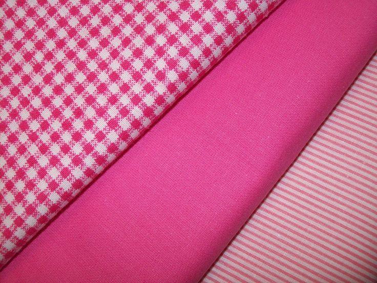 Krásně jemná kostička a pruh 100% bavlna 135g /m2 , vhodný v bytovém textilu .....