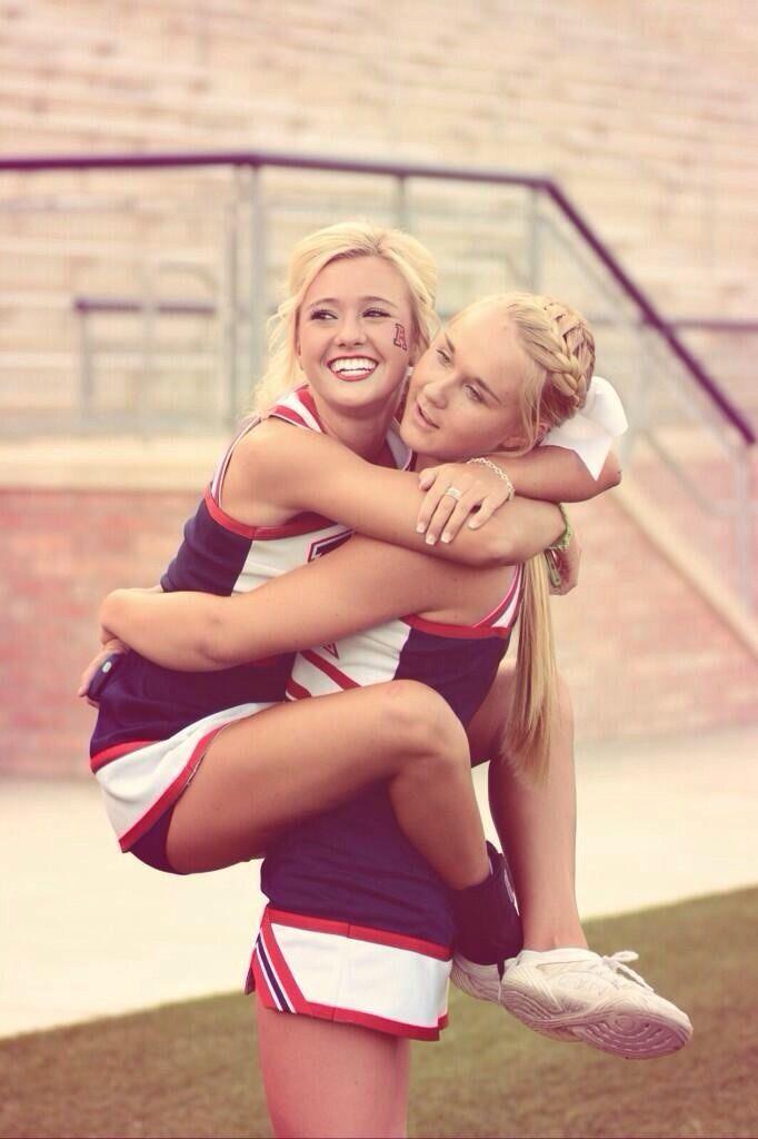 High School Cheerleading Love