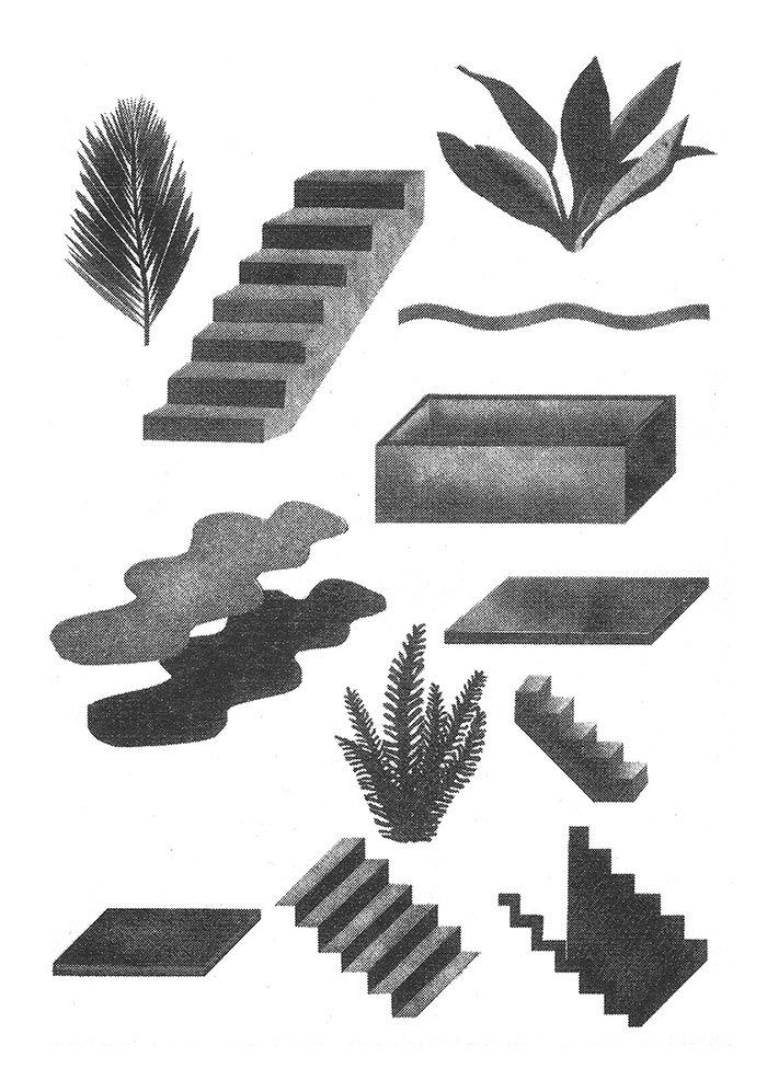 Young German artist Tali Bayer, based in Leipzig, is particularly inspired by natural and architectural structures when she creates her illustrations and collages. Monochrome or faded tones palettes are employed to draw surreal staircases, blooming plants within tiny transparent houses, windowed...