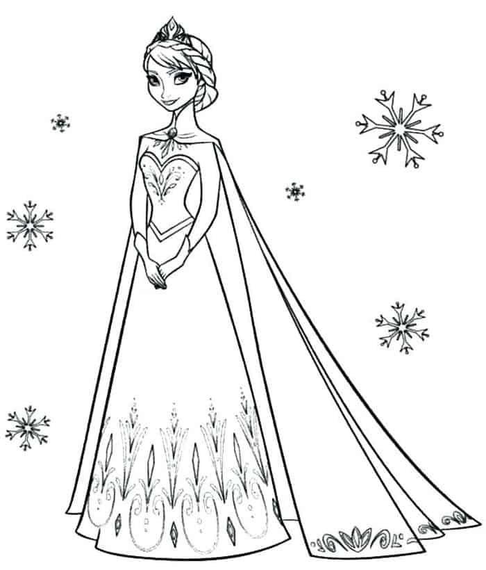 Cute Disney Princess Coloring Pages Elsa Coloring Pages Princess Coloring Pages Disney Princess Coloring Pages