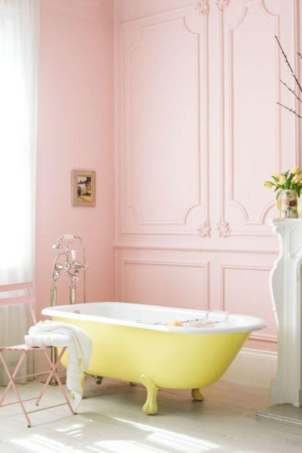 50 Pastell Wandfarben - schicke, moderne Farbgestaltung